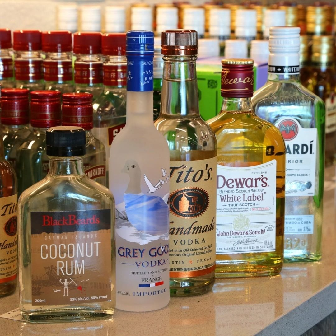Blackbeard's Liquor Store Cayman Islands