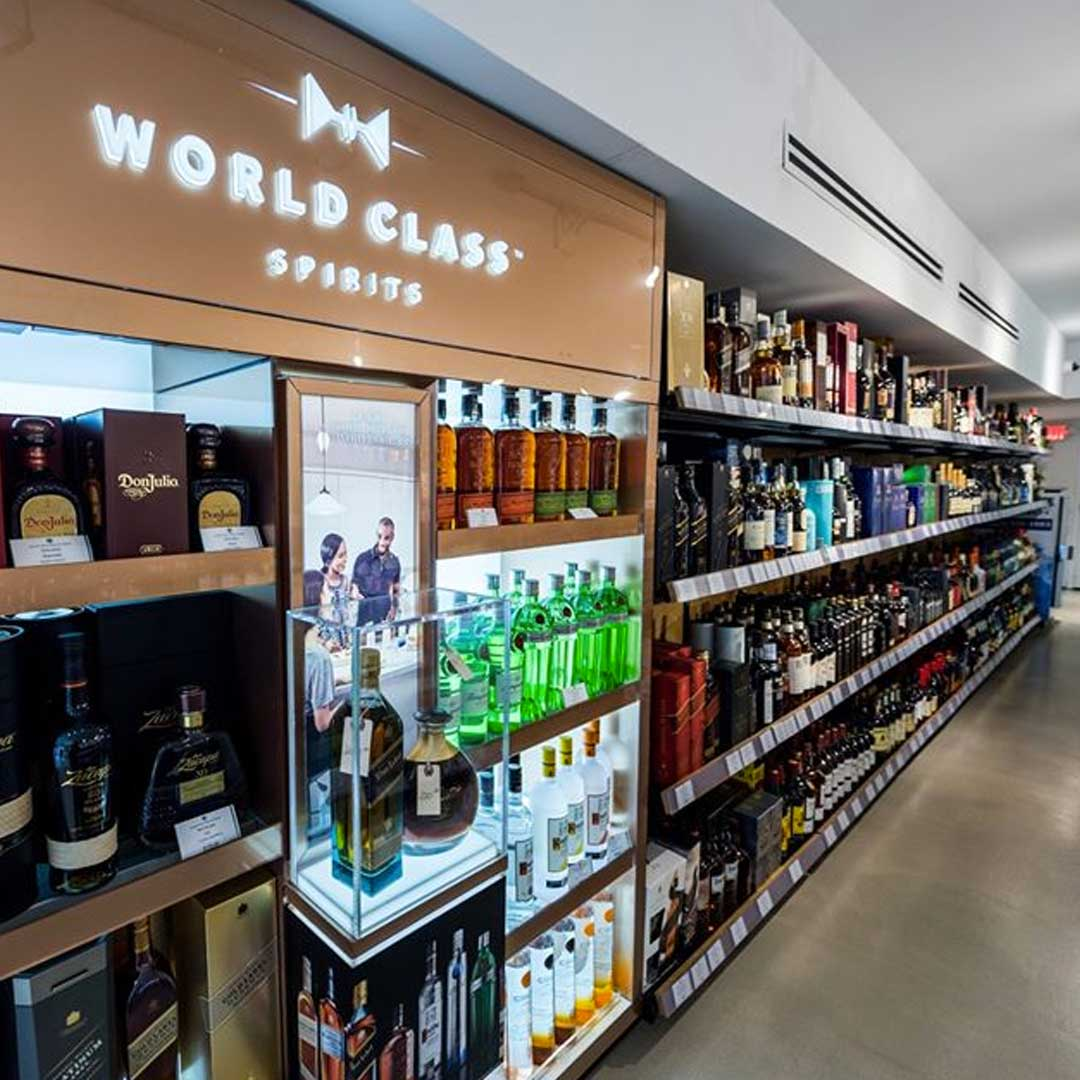 Jacques Scott Liquor Store