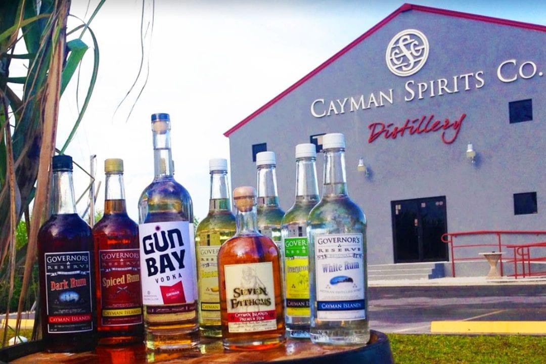 Cayman Spirits
