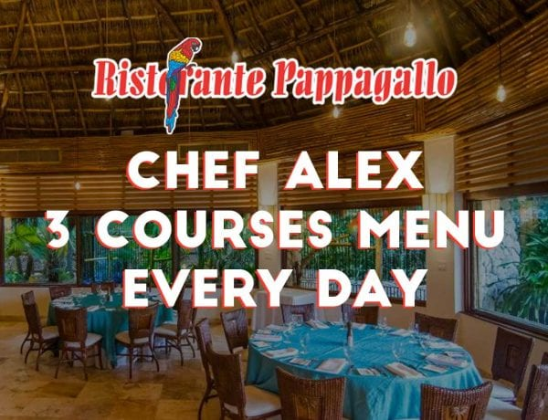 Papagallos Restaurant Special