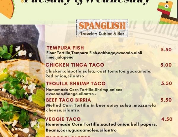 Spanglish Special