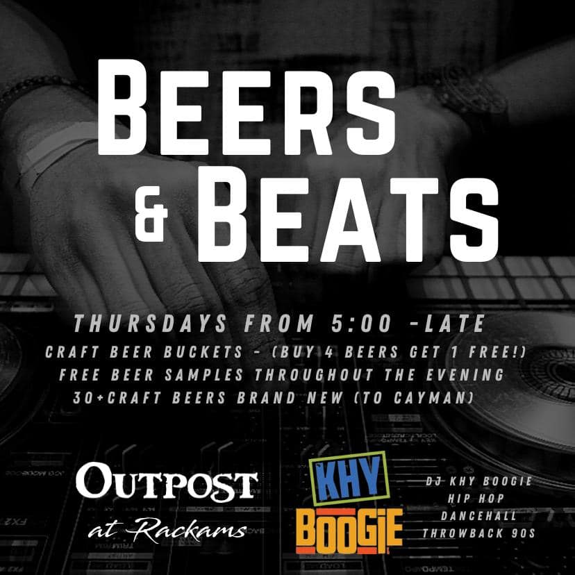 Beer and Beats