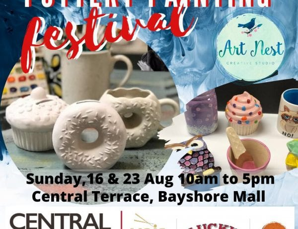 Pottery Painting Festival