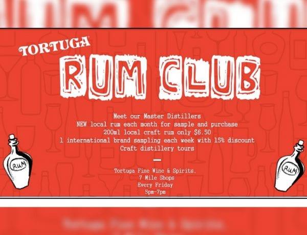 Tortuga Rum Club
