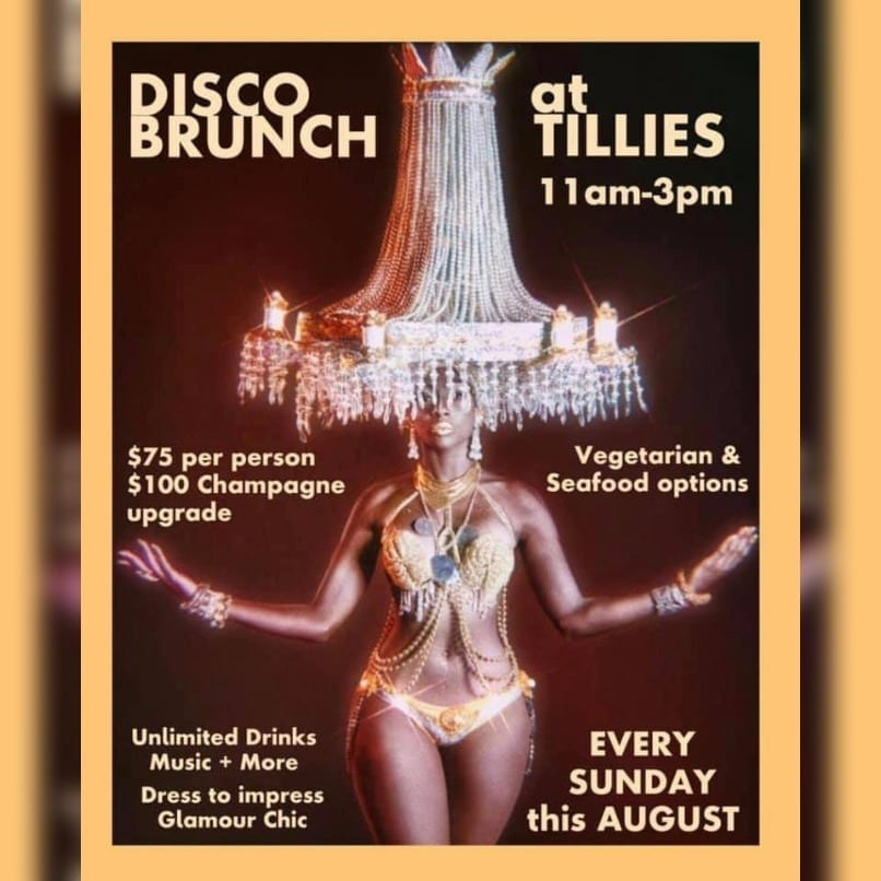 Disco Brunch At Tilles