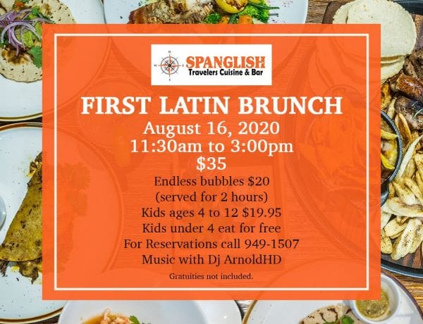 First Latin Brunch