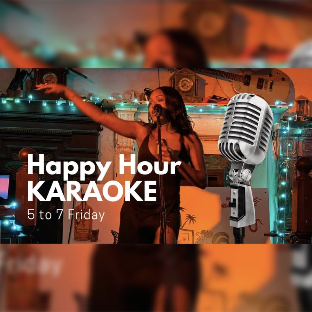 Friday Karaoke Happy Hour