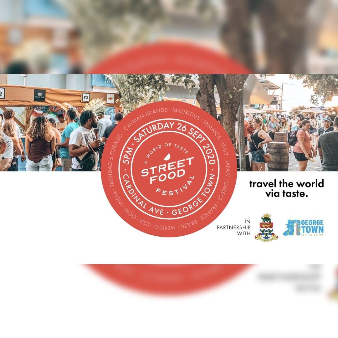 LIVE Street Food Festival