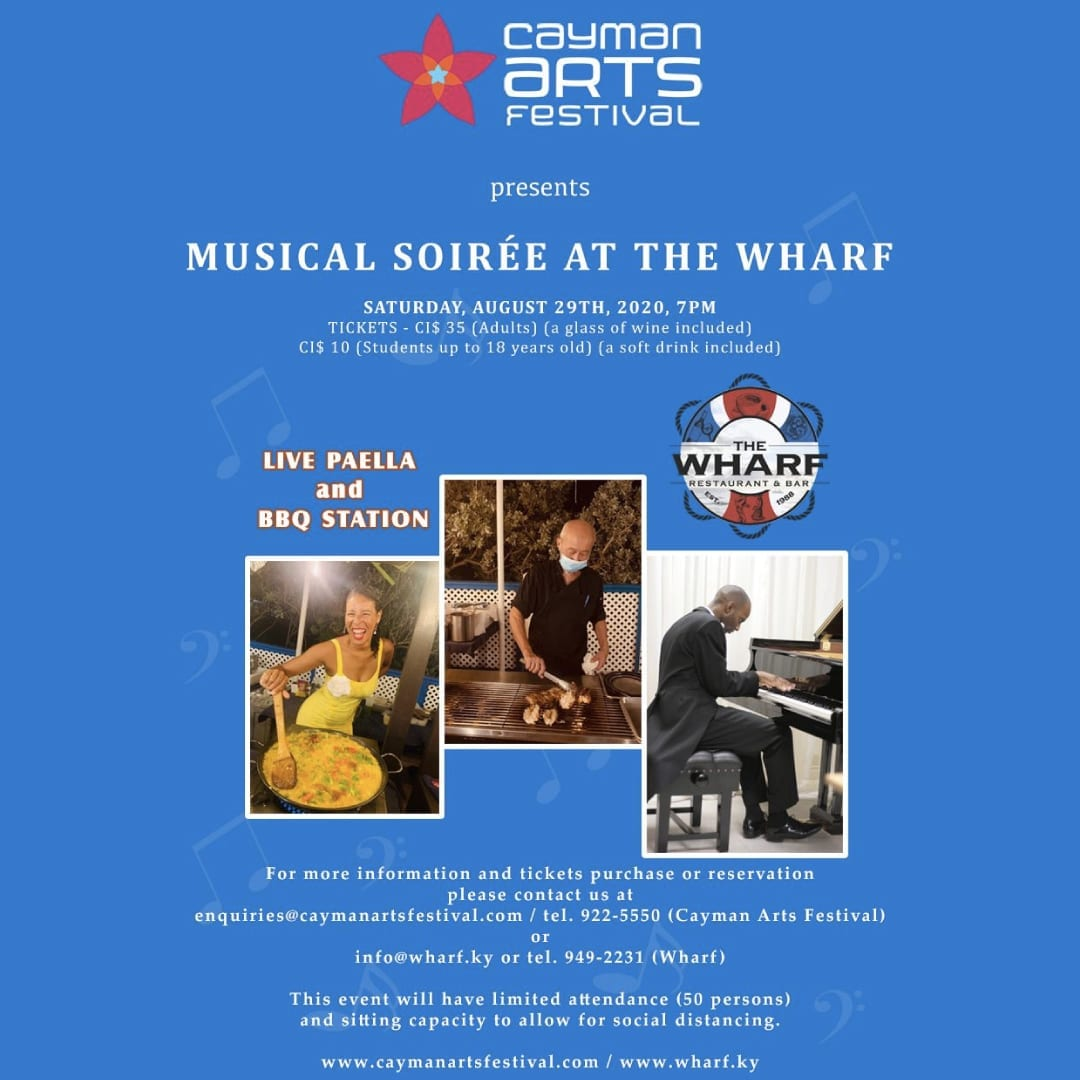 Musical Soirée at the Wharf