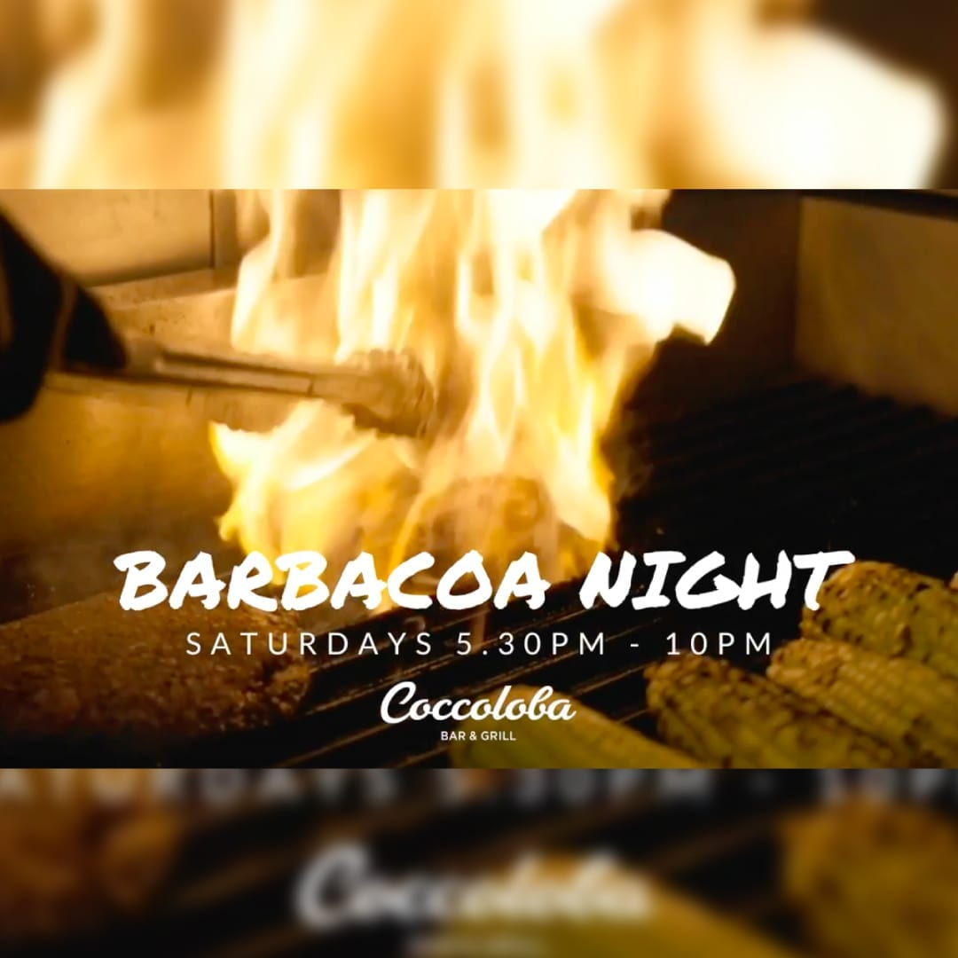 Barbacoa Night at Coccoloba