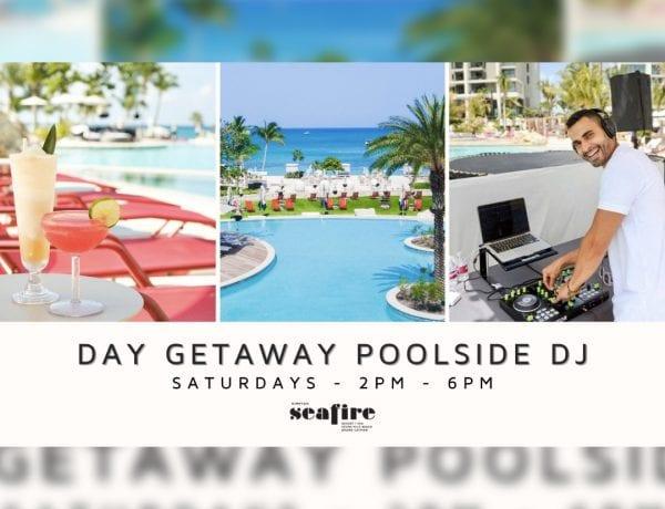 Day Getaway Poolside DJ
