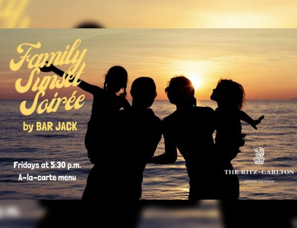 Family Sunset Soirée by Bar Jack