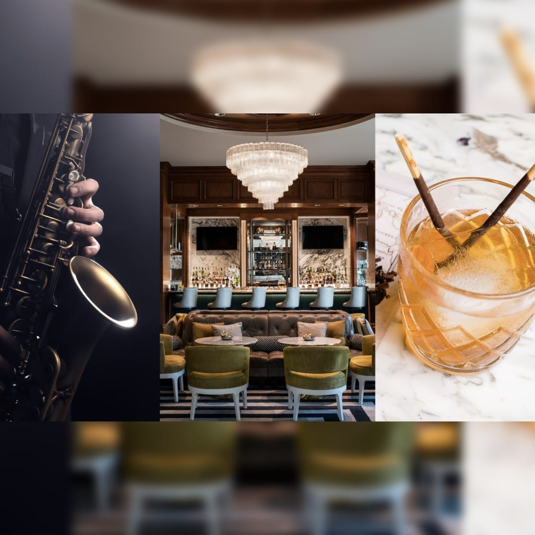 Global Cocktails, Premium Liquors and Live Music