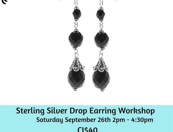 Jewelry Making Workshop - Drop Earrings