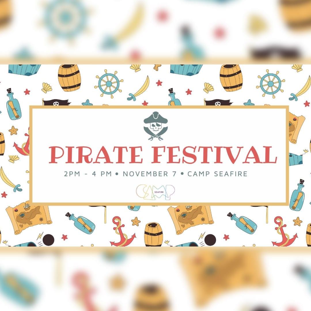 Kids' Pirate Festival