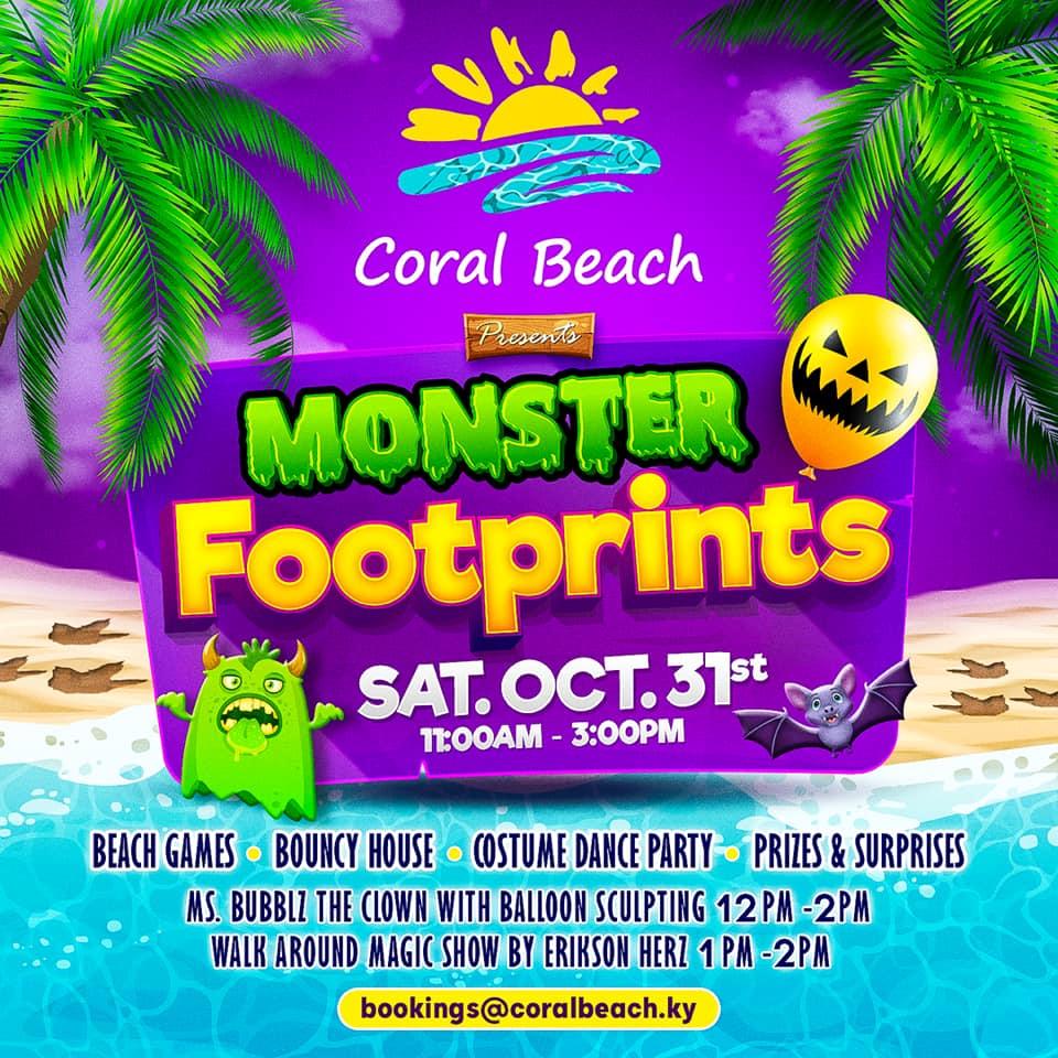 Monster Footprints