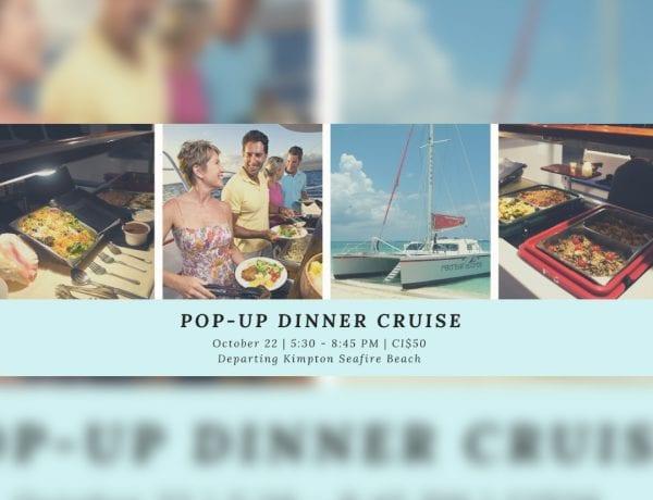 Pop-Up Dinner Cruise