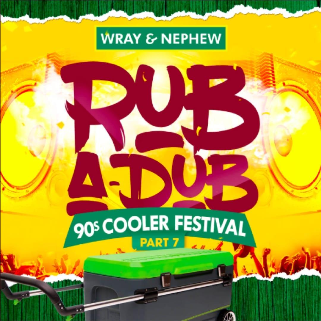 Rub A Dub - 90s Cooler Festival