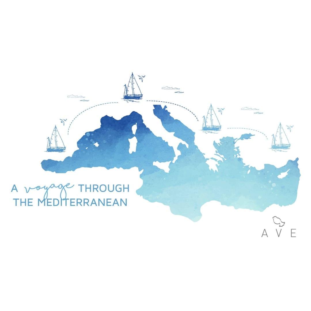 Simply Greek! A Voyage Through The Mediterranean