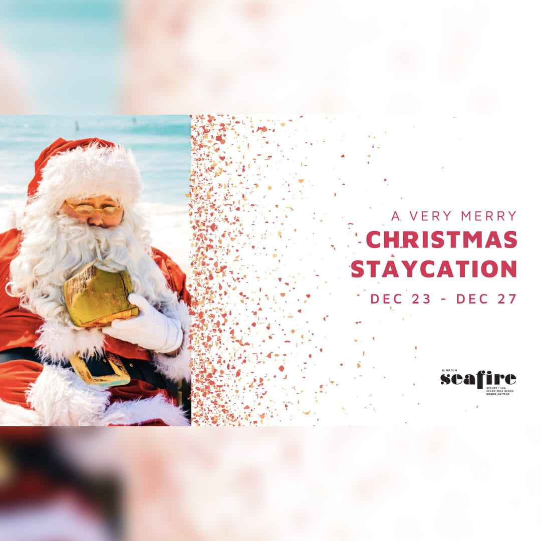 A Very Merry Christmas Staycation