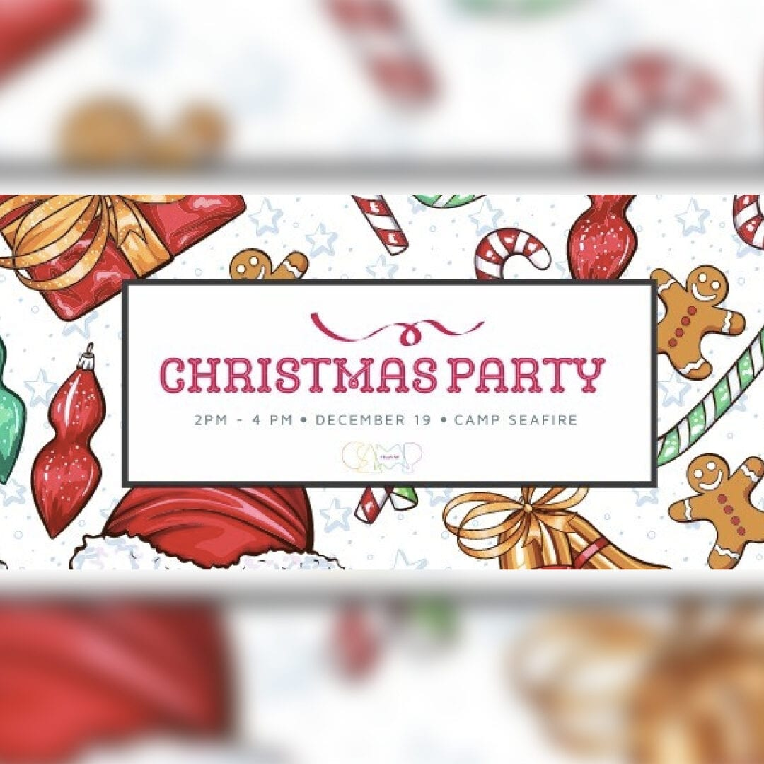 Camp Seafire Christmas Party