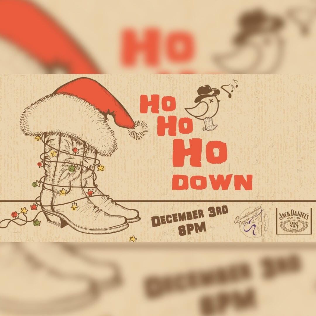 Ho Ho Ho-Down