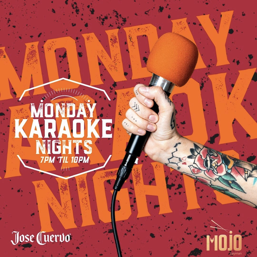 Monday Karaoke & Pizza Party