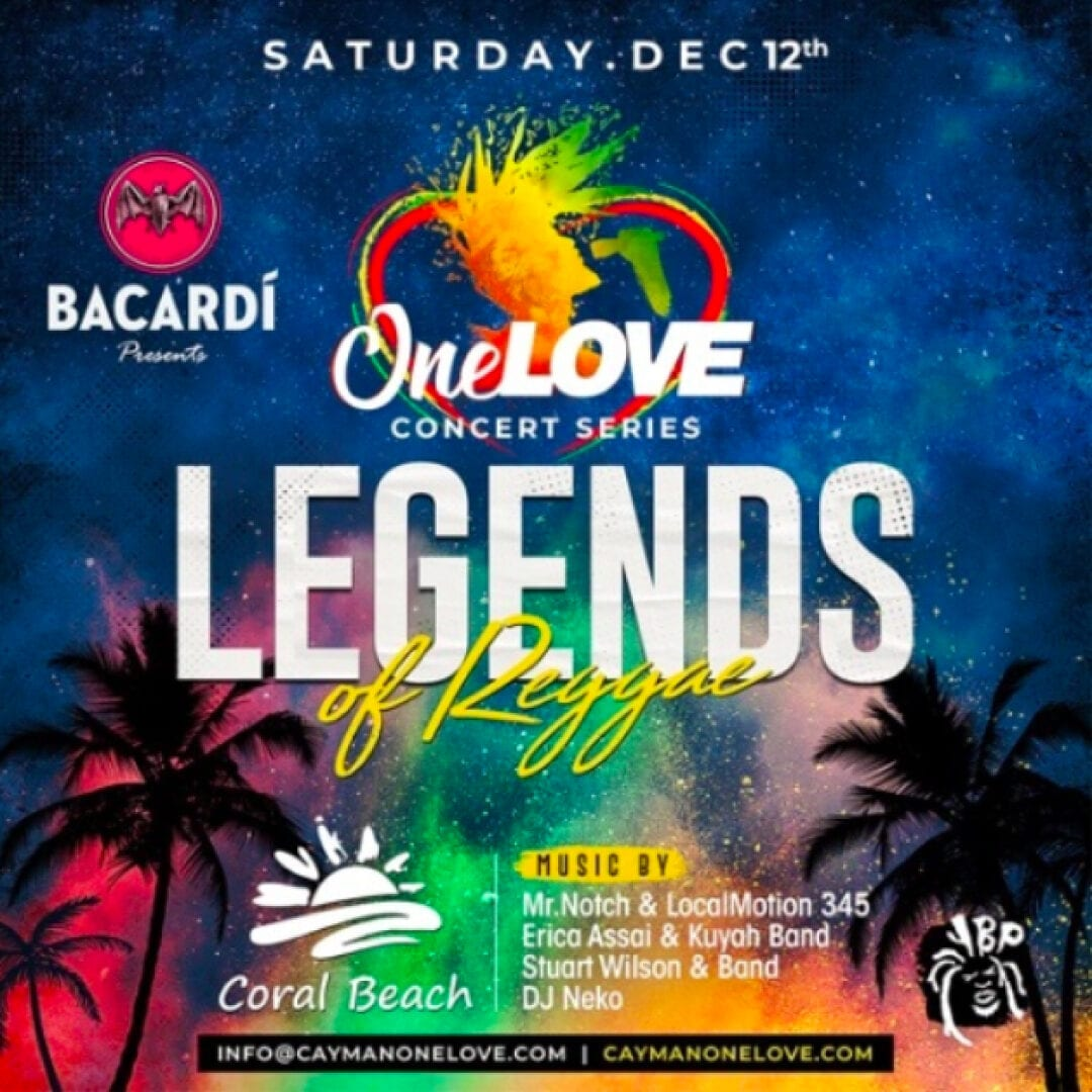 One Love Legends of Reggae