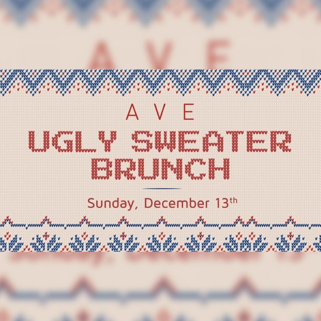 Ugly Sweater Brunch