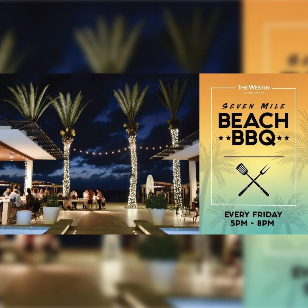 Friday Night Beach BBQ