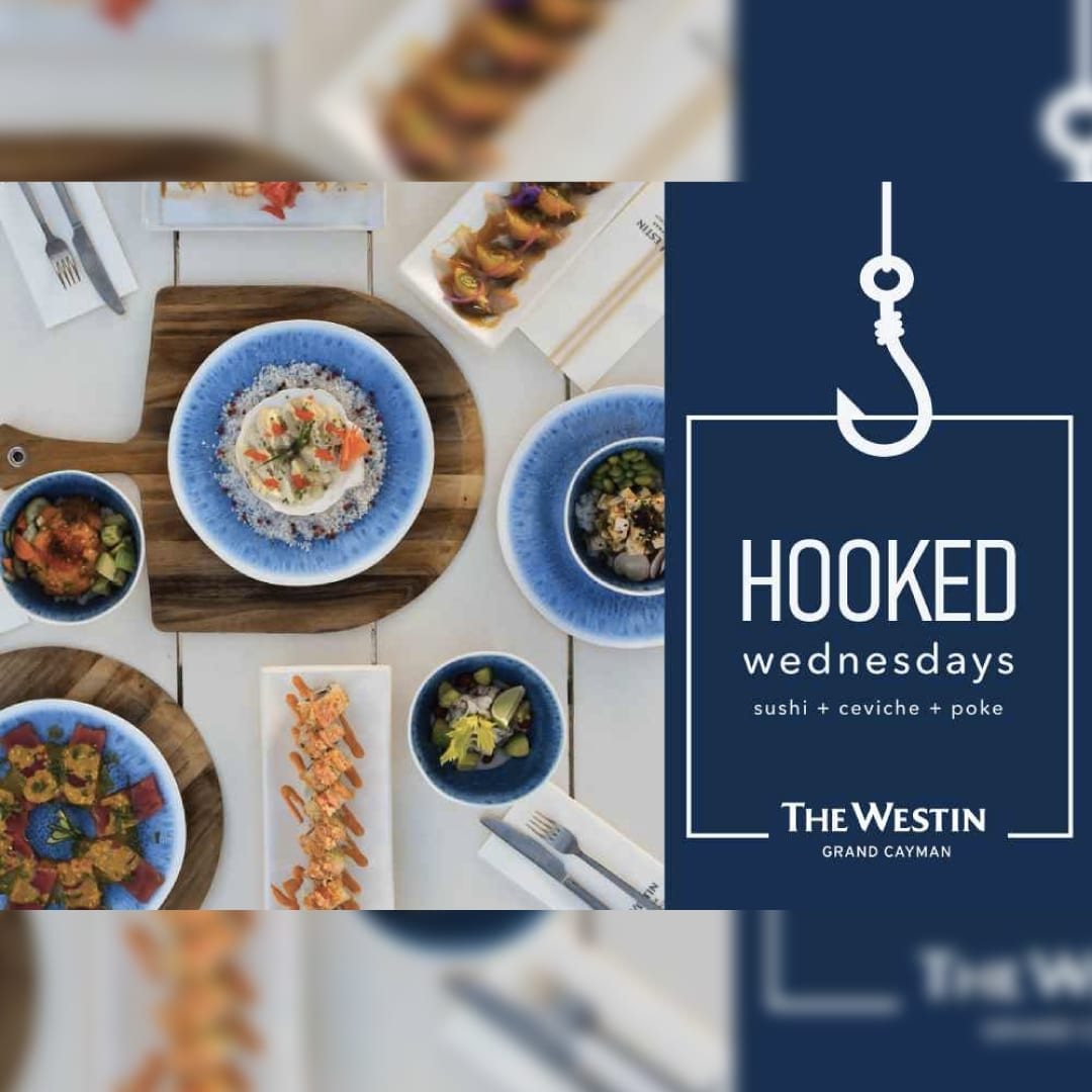 HOOKED Wednesdays at Tortuga