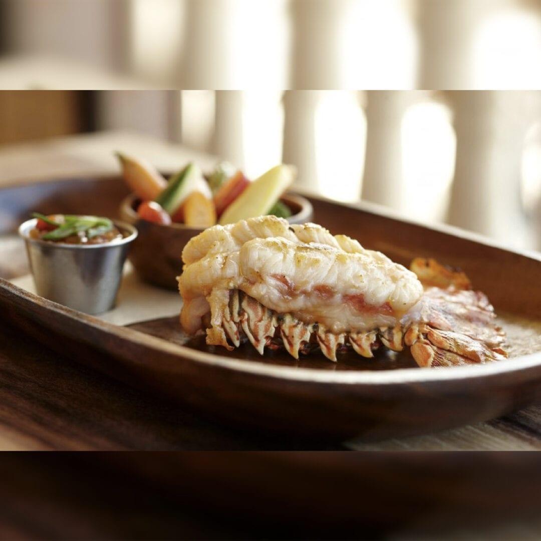 Unlimited Lobster at Veranda