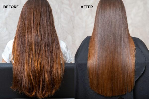 Hair Botox Treatment + Complimentary Haircut